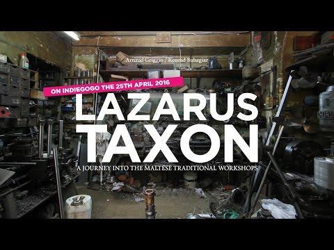 Lazarus Taxon - Art book