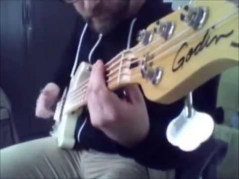 Bass Jam With Godin Shifter