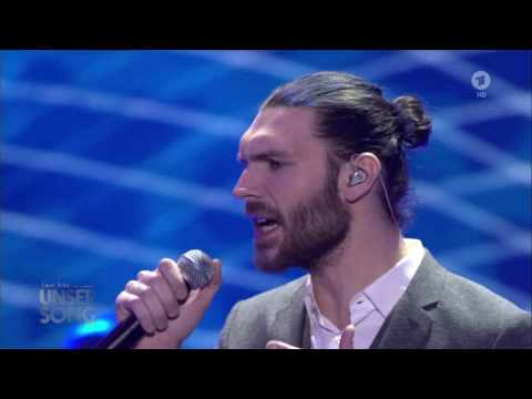 Axel Maximilian Feige - You Know My Name - bei UNSER SONG 2017
