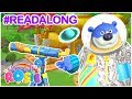 Space Story | Learn to read | Educational Cartoons for Kids | Everything Rosie