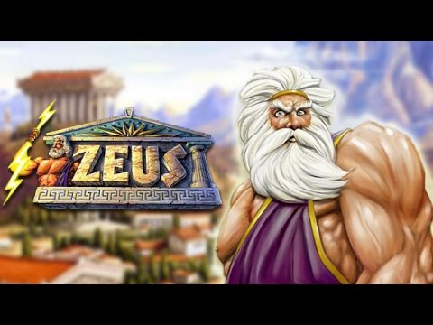 Let's Play Zeus: Master of Olympus - 1