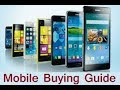 Mobile buying guide 2018  how to by a phone in 2018   in telugu