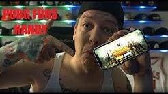PUBG fürs Handy | Lustige Runden | SpontanaBlack