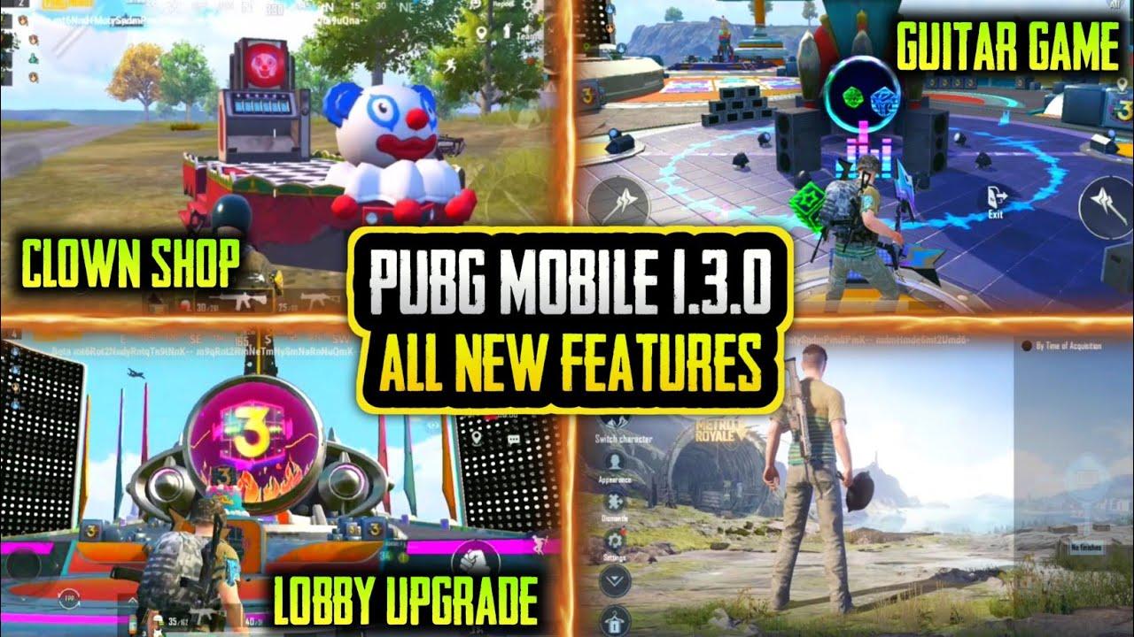 🔥PUBG MOBILE 1.3.0 UPDATE NEW FEATURES | PUBG 1.3 UPDATE FEATURES | PUBG 1.3 BETA | PUBG NEW UPDATE