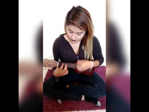 Regina Spektor - Fidelity ukulele  (cover)