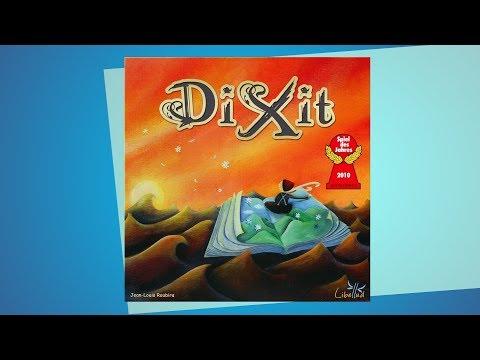 Dixit - Spiel des Jahres 2010 (Brettspiel)