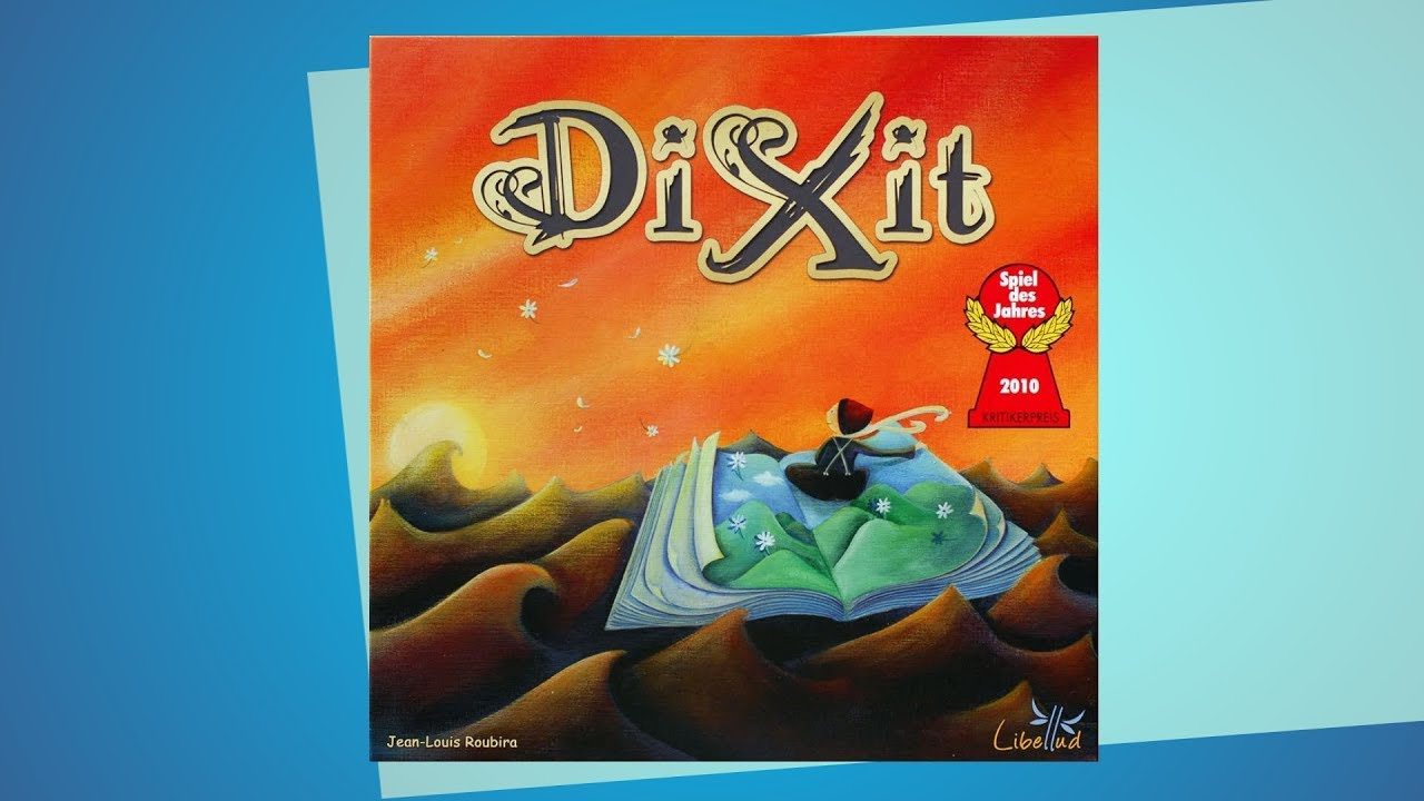 Dix It Spiel