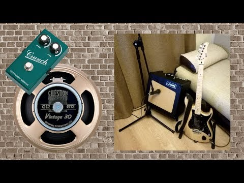 another brick in the wall solo cort g260 laney cub 12r celestion vintage 30 udaloff. Black Bedroom Furniture Sets. Home Design Ideas
