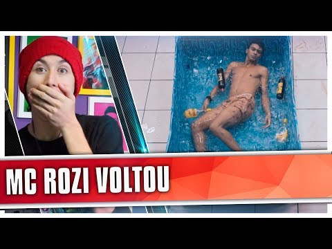 REACT MC ROZI ft. ANTONY & GABRIEL - TOTAL FLEX ♫