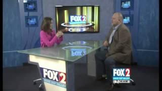 Special Olympics - Fox 2 News interviews Dr. John Lowdermilk
