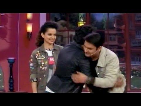 Comedy Nights with Kapil: Rajkumar Rao from 'Queen'