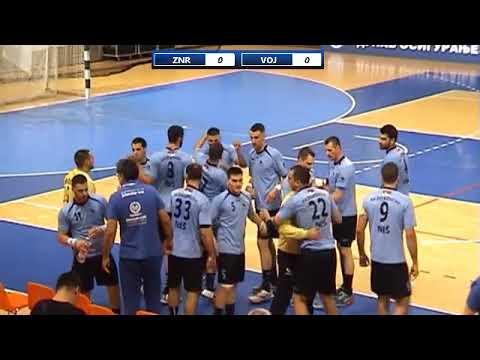 9. kolo / SRLS Playoff / RK Železničar - RK Vojvodina