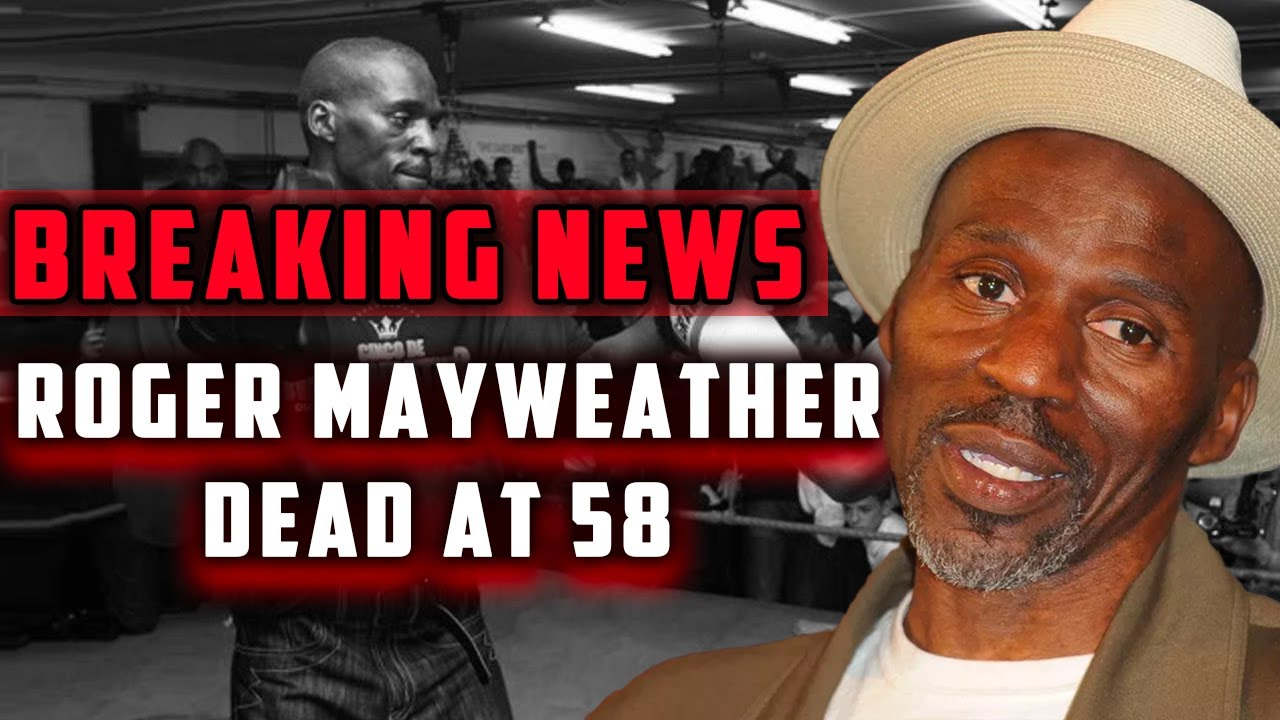 World boxing champion, trainer Roger Mayweather dies at 58