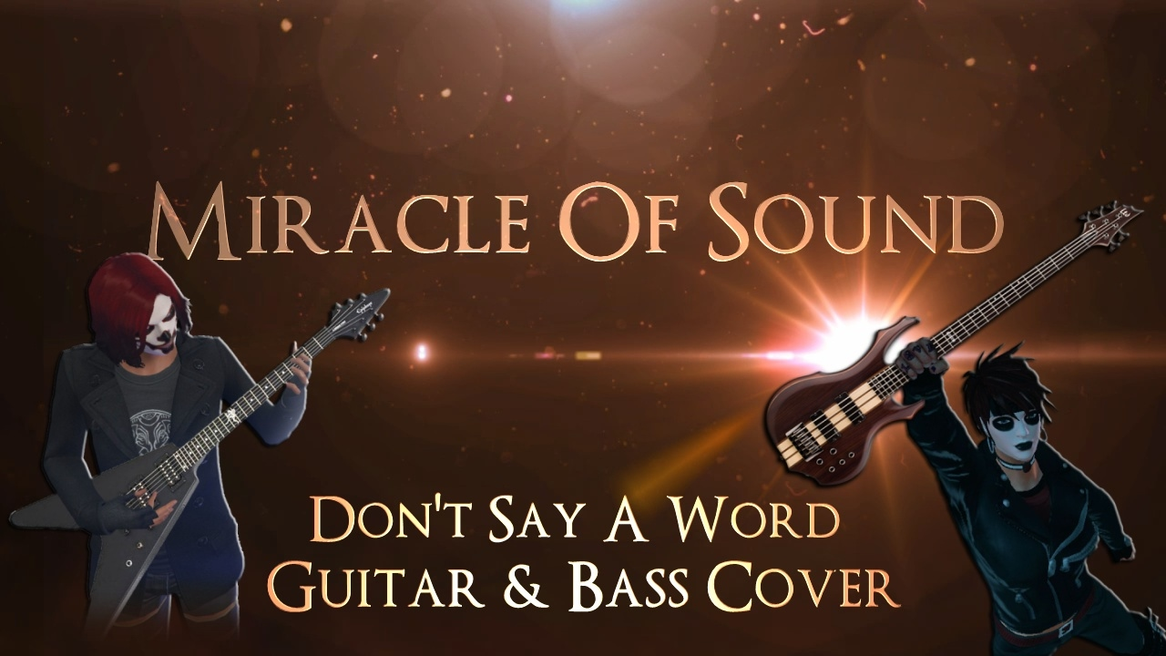 miracle-of-sound-dont-say-a-word-guitar-bass-cover-stammrain-music-channel
