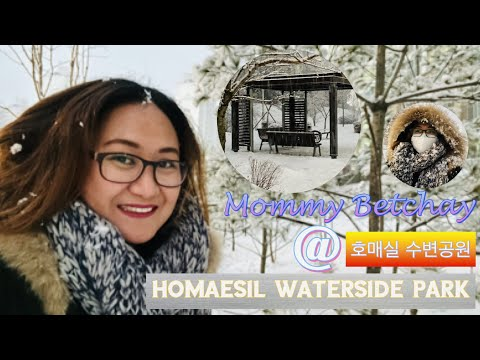 VLog #24. 호매실 수변 공원 Homaesil Waterside Park |  South Korea
