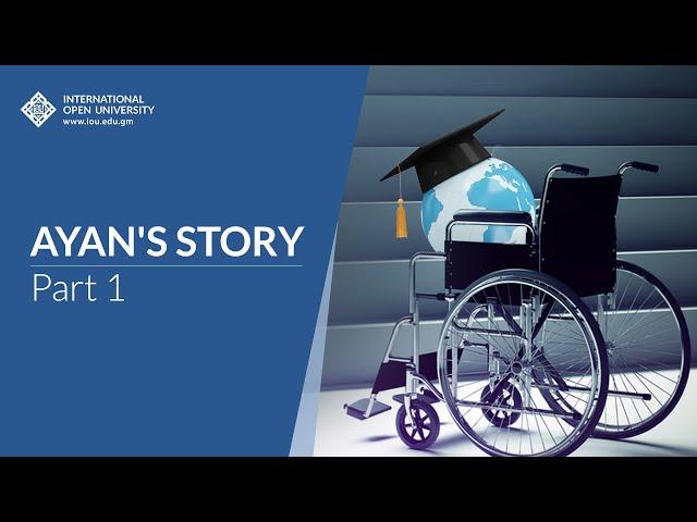 Ayan's Story: Part 1