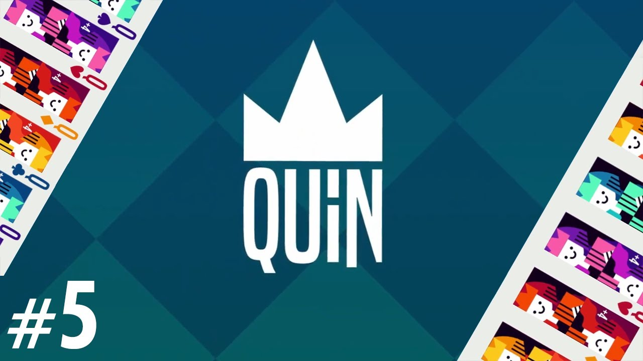 Quin - #5 - UNENDING!! (4-Player Gameplay)