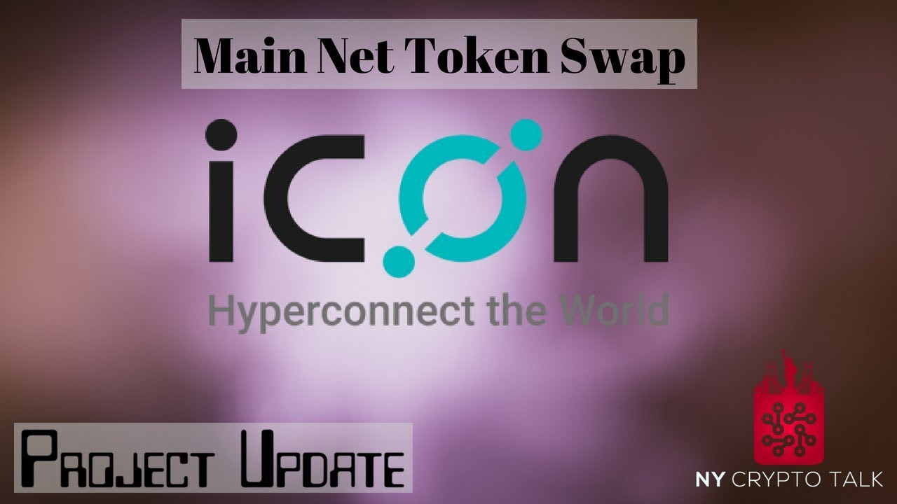 Icon (ICX) Main Net Token Swap