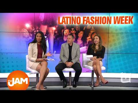 Latino Fashion Week is Happening!