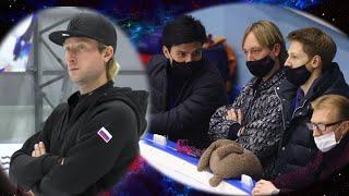 От Плющенко бегут фигуристы из за нехватки льда Что произошло в Академии Плющенко