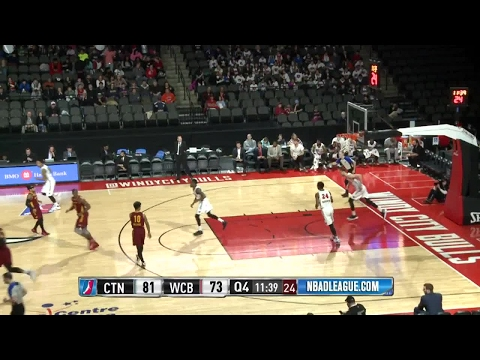 Highlights: Jonathan Holmes (23 points)  vs. the Bulls, 3/8/2017