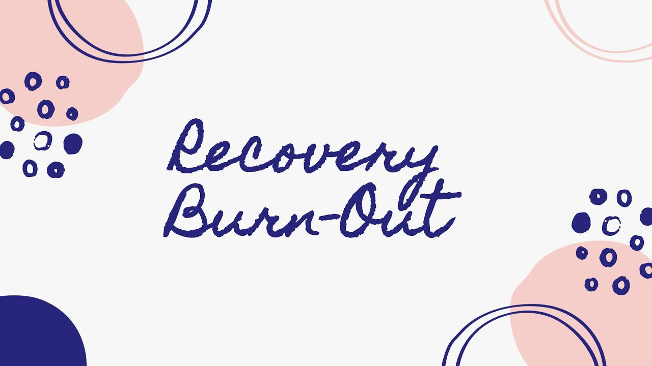 Recovery Burnout????