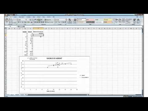 Burkholz - Lawrence Academy - Data Analysis Part 3 - Generating Predicted Values