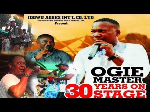 Ogie Super Sound (30 Years On Stage) - Latest Benin Music Live On Stage