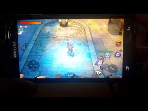 Dungeon Hunter 5 Autofire Trick