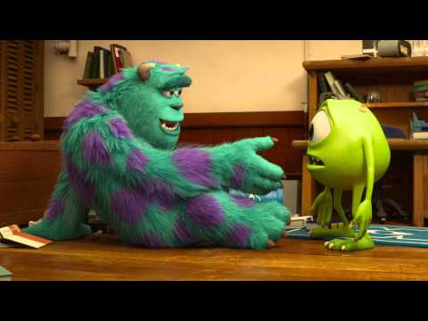 Monsters University: Primer Contacto