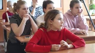 Встреча со школьниками.  Часть 2.  Обучение на врача и трудности выбора
