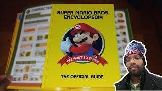 A look at the Super Mario Bros. Encyclopedia #SuperMarioBrosEncyclopedia