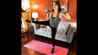 Target: Lower Body Workout: Exercises You Can Do At Home