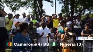 "Cameroun VS Nigeria ""Afrika Cup Bremen 2015"" (Billy - Prod)"