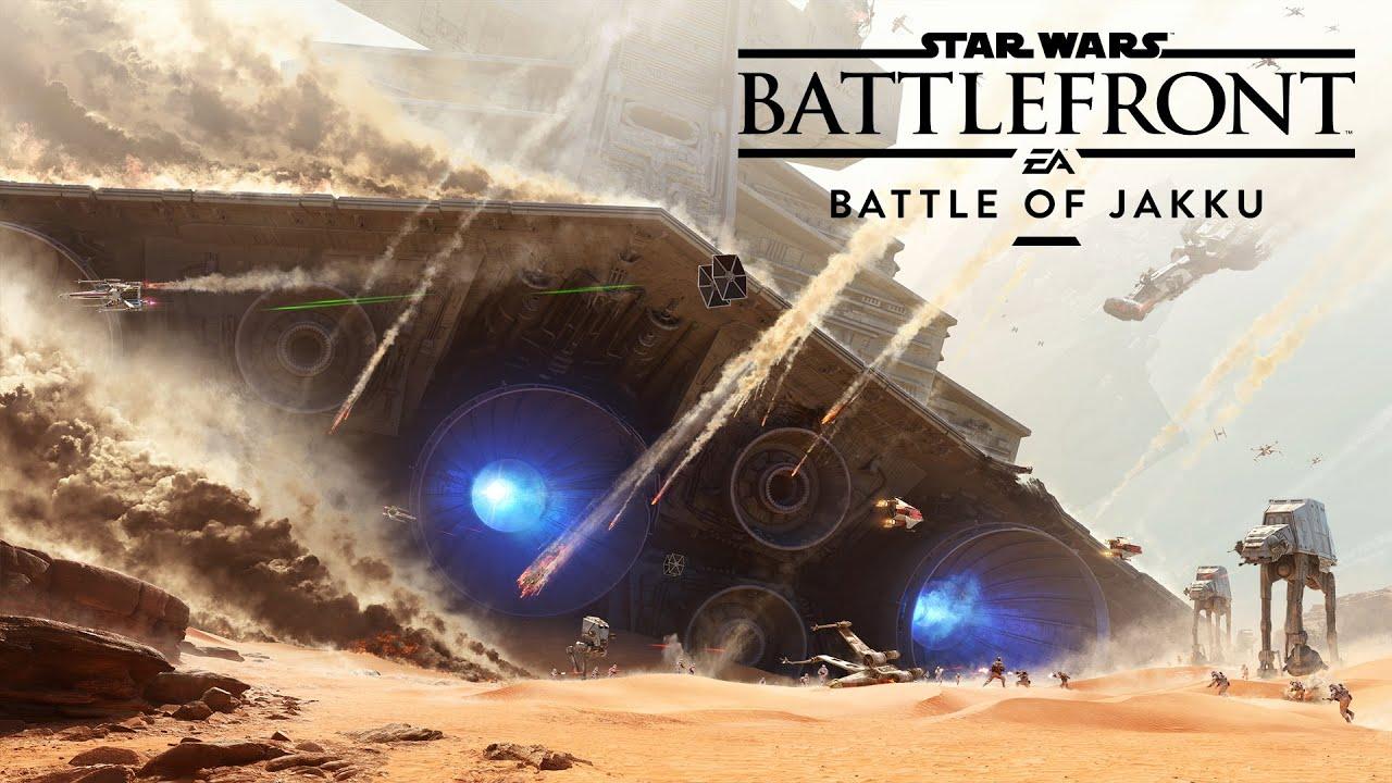 star wars battlefront   la bataille de jakku teaser