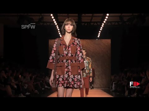 COLCCI Fall 2016 | Sao Paulo Fashion Week by Fashion Channel