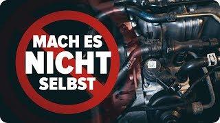 VW Ansaugluftkühler wechseln - Wartungstipps