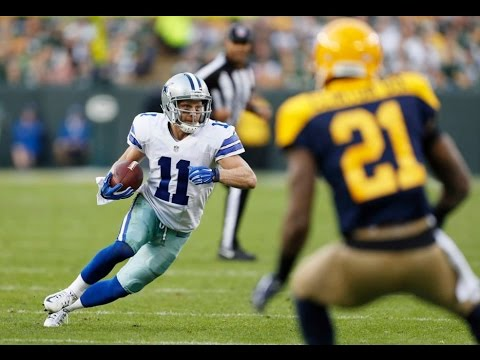 Cole Beasley vs Packers (NFL Week 6 - 2016) - 58 Yards + 2 TDs! Beast! | NFL Highlights HD