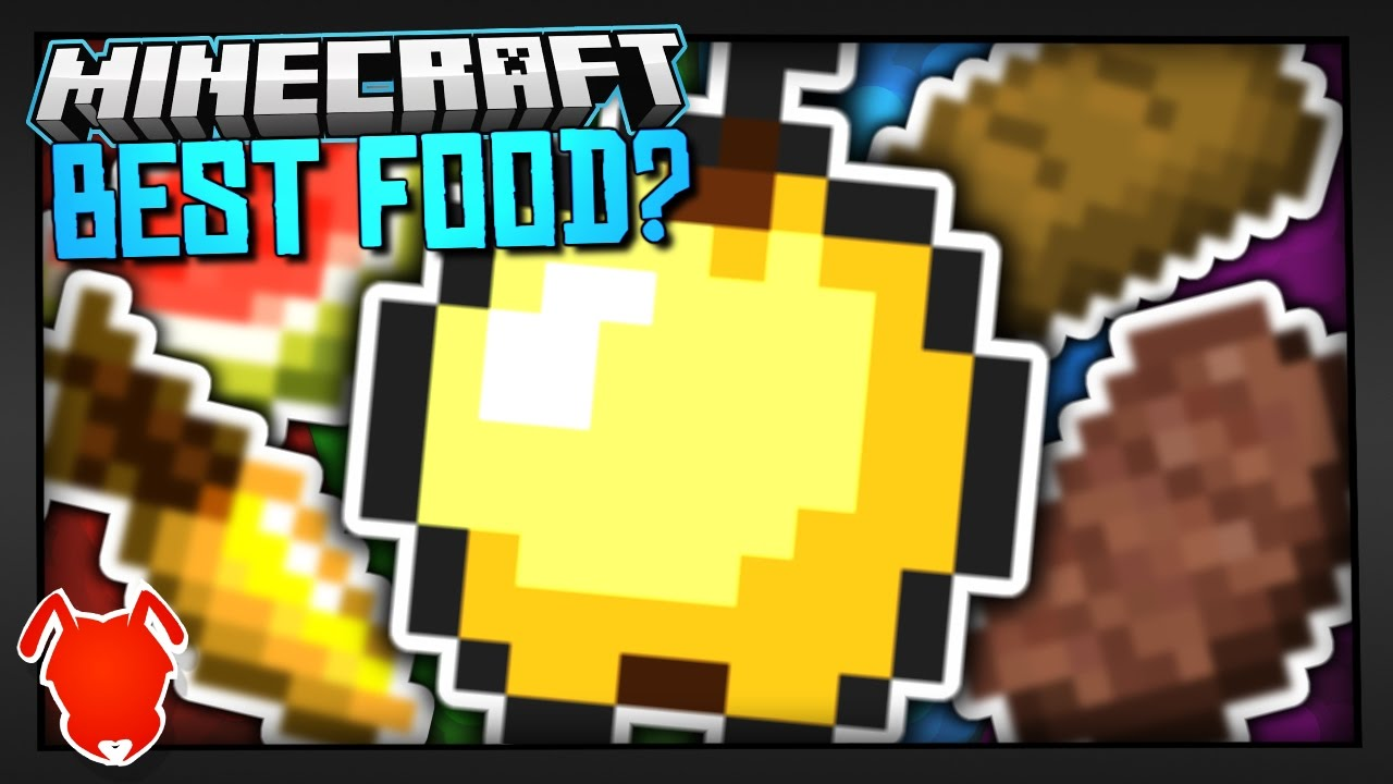 The Best Food In Minecraft Youtube
