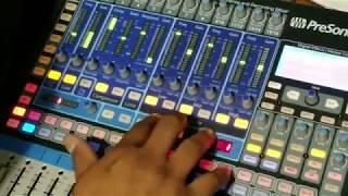 How To Set Up A Presonus Mixer 16.0.2