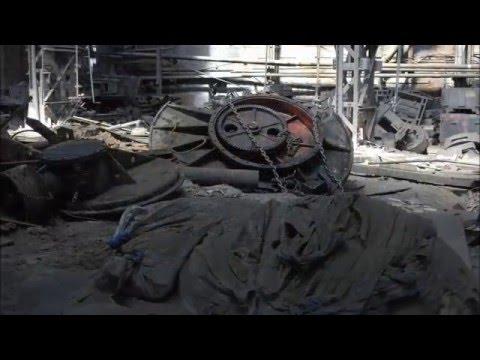 Завод РУМО в Нижнем Новгороде после месяцев распродажи имущества
