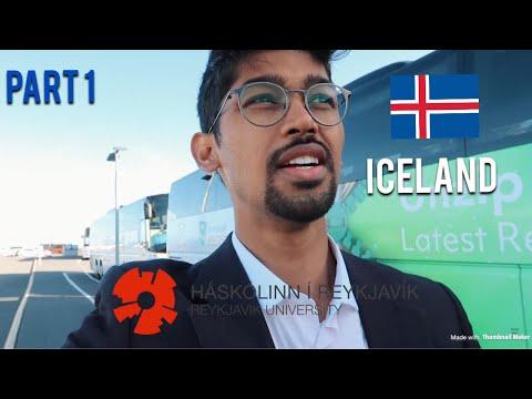 Trip to Reykjavik University, Iceland (PART 1)