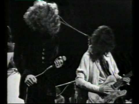 Led Zeppelin Live on TV-2 -Dazed and Confused