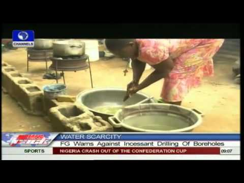 Residents Of  Nigeria's Federal Capital Territory Struggle For Clean Water