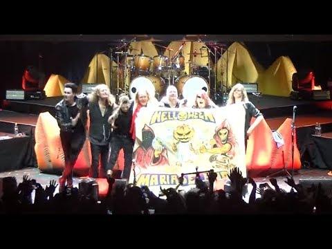 Helloween new album w/ Kiske + Hanson in 2020 + Pumpkins United Tour live CD/DVD