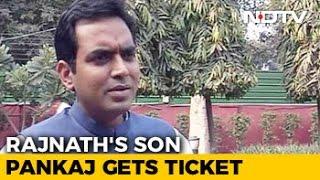 No Less Than Akhilesh Yadav, Rahul Gandhi, Says Rajnath Singh's Son