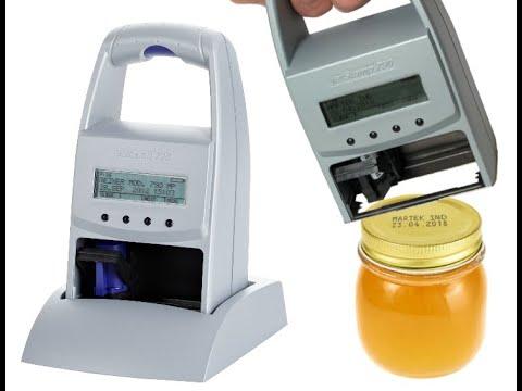 Date Print Machine