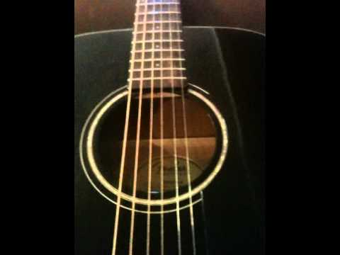 David Crosby Guitar Tuning - EBDGAD