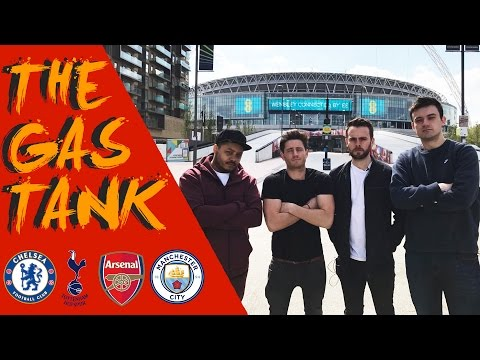 Chelsea vs Tottenham, Arsenal vs Man City, who will reach the FA Cup Final!? | 90min TheGasTank