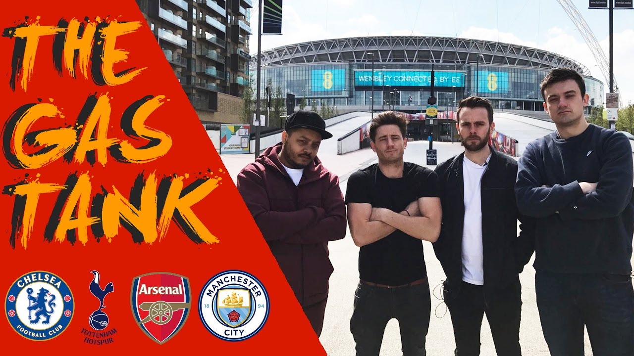 Chelsea vs Tottenham, Arsenal vs Man City, who will reach the FA Cup Final!? | 90min TheGasTank
